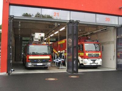 Feuerwehrwache 1 Dortmund